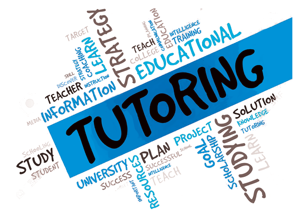 Tutoring Word Cloud