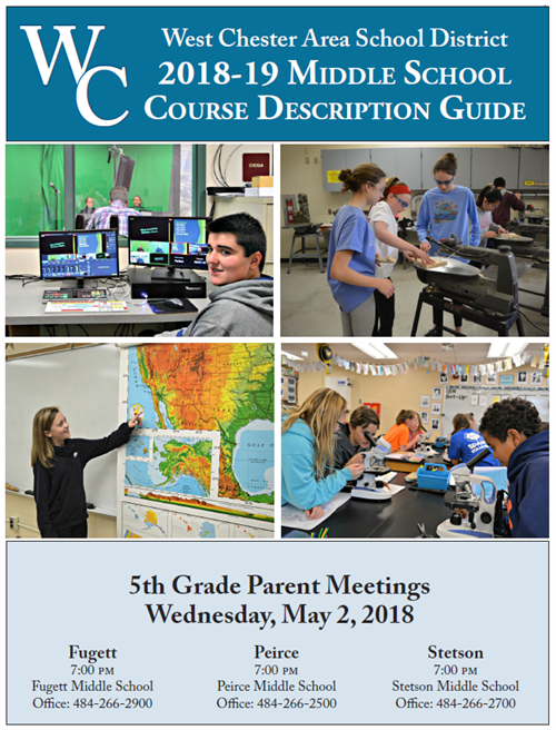 2017-18 Middle School Course Description Guide