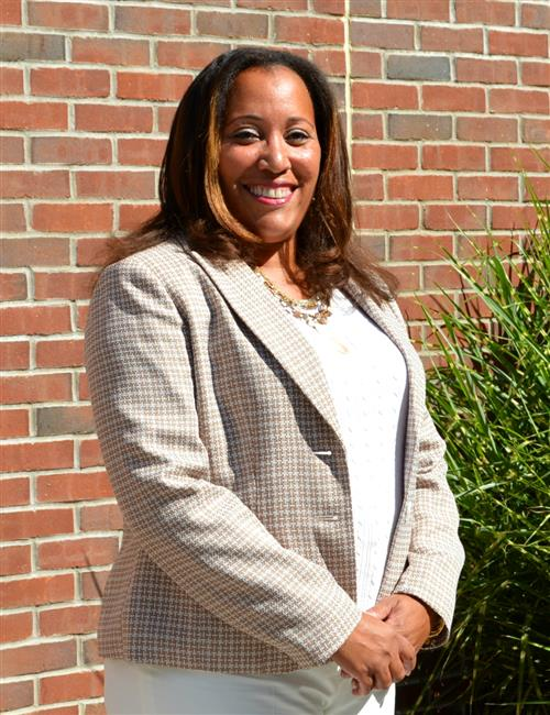 Dr. Crystal Dowdell, Assistant Principal